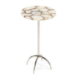 Agate Martini Table - Light