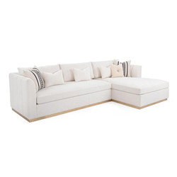 Paris Chaise Sectional - Right-Facing