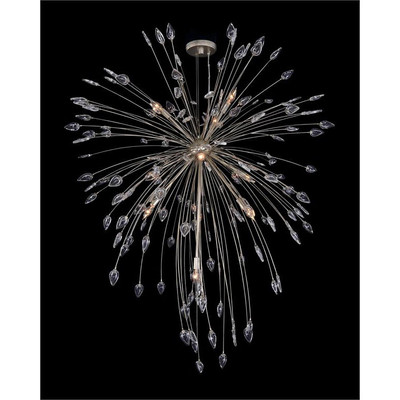Reveille: Crystal Constellation Ten-Light Pendant