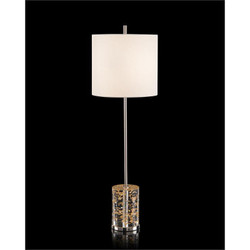 Gold Rush Buffet Lamp