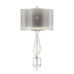 Sophisticated Crystal Lamp