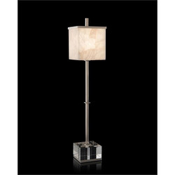 Alabaster Aglow Buffet Lamp