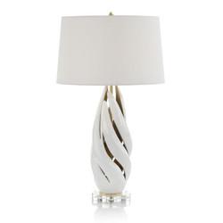 Swirl Table Lamp