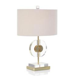 Half-Moon Table Lamp - Small