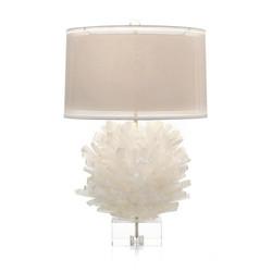 Selenite Table Lamp I