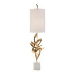 Architectural Table Lamp - Sculptural