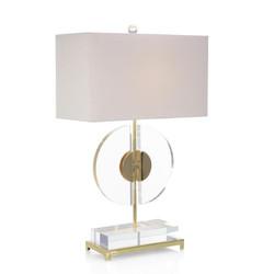 Half-Moon Table Lamp - Large
