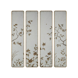 Ashmill Mirror Panels - Set of Four