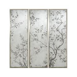 Pastorale Mirror Panels - Set of Three