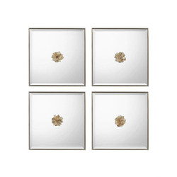 Set of Four Constellation Mirrors