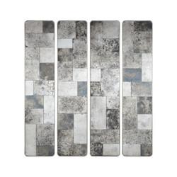 Chevillon Mirror Panels - Set of Four