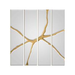 Ravine Quartet Mirror Panels
