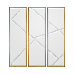 Preston Mirror Panels - Set of Three