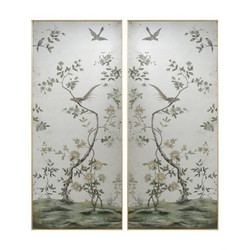 Roku Mirror Panels - Set of Two