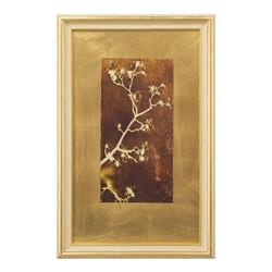 Gold-Leaf Branches I