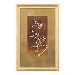 Gold-Leaf Branches II