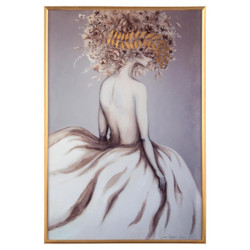 Zana Brown's Shining Mademoiselle I