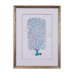 Dyann Gunter's Blue Coral I