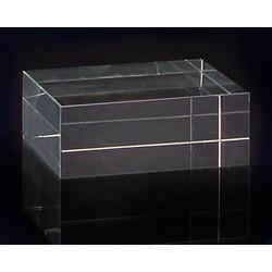 Optical Glass Display Stand - Rectangular