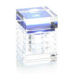 Cobalt Blue Crystal Box I