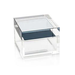 Hush of Grey Crystal Box