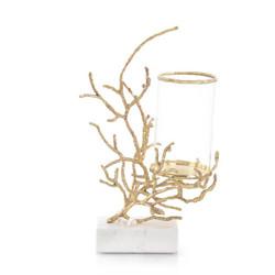 Nestled in Branch Candleholder