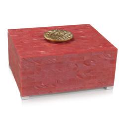 Palm Beach Coral Box
