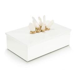 Crystal Adornment White Box