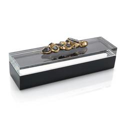 Encased Agate Box II