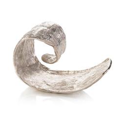 Organic Curl in Nickel - Large