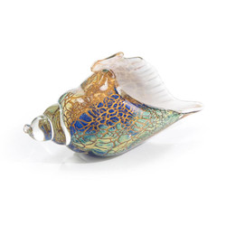 Ethereal Glass Conch