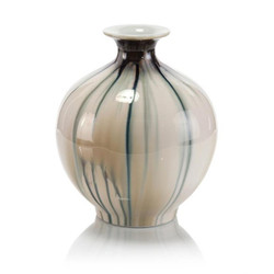 Hues of Blues Vase