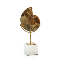 Standing Ammonite - Small