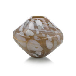 Dappled Brown Vase II