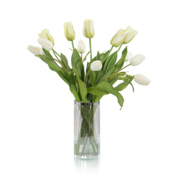 Silver Tulips