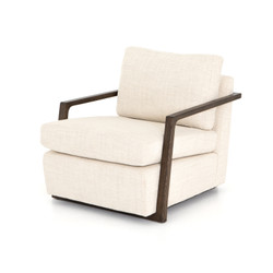 Four Hands Jesse Chair - Irving Taupe