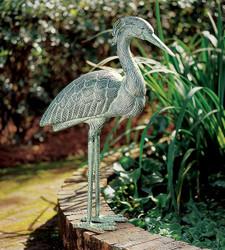 Stately Blue Heron