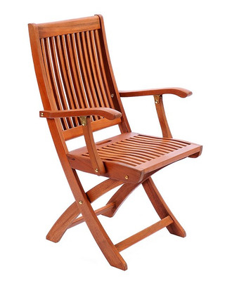 Folding Chair w/ Arms