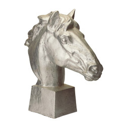 Gilded Age Horse Head