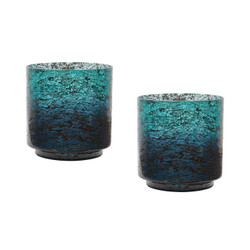 Ombre Hurricane- Set Of 2