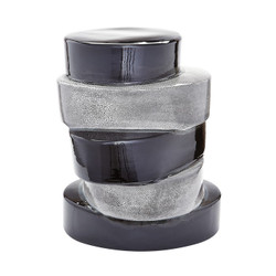 Stacked Ovals Side Table
