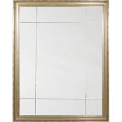Champagne Nine Panel Mirror