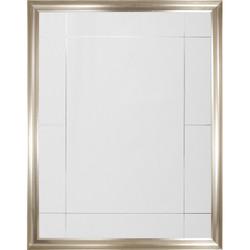 Silver Leaf Eleven Panel Mirror