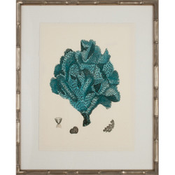 Turquoise Coral IV