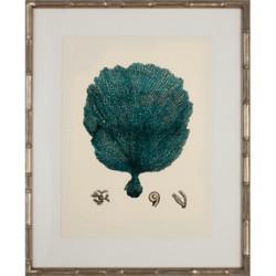 Turquoise Coral II