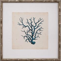 Mini Turquoise Coral VIII