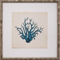 Mini Turquoise Coral VII