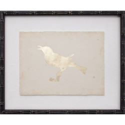 Gold Leaf Bird VIII