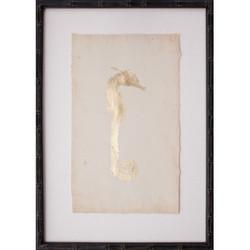 Goldleaf Seahorse II