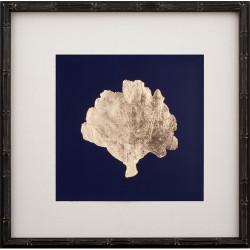 Gold Leaf Coral III